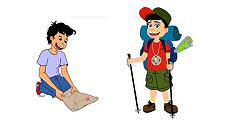 Logo Petits randonneurs Pass Education