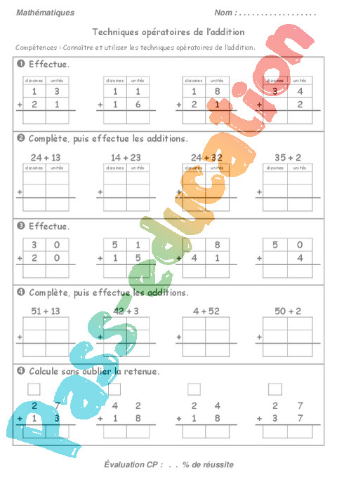 Exercice doubles et moiti s ce1 exercices ateliers - Exercices tables d addition ce1 ...