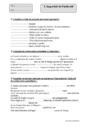 Imparfait - Exercices corrigés - Conjugaison : 4eme ...