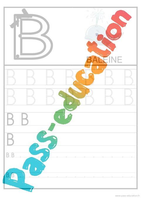 Souvent Alphabet - Ecrire les lettres - Ecriture : 1ere, 2eme Maternelle  UK58