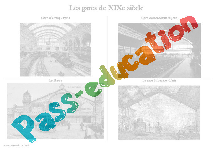 Architecture industrielle xixe si cle arts de l 39 espace for Architecture industrielle