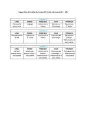 Semaines 1 à 3 - 1er thème- Fiches les couleurs - école à la maison - Fiches  - Maternelle en libre téléchargement : 1ere, 2eme Maternelle - Cycle Fondamental