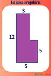 Mur de maths - Affiches mémo : 4eme, 5eme Primaire