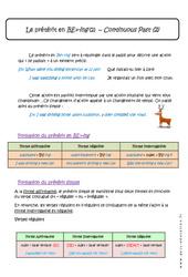 Prétérit en BE+ - ing - Cours - 2 : 1ere Secondaire