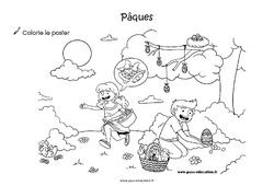 Dossier spécial Pâques -  de maternelle : 2eme Maternelle - Cycle Fondamental