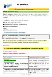 Le périmètre - SEGPA - EREA - Décrochage scolaire : 4eme, 5eme, 6eme Primaire