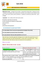 Les aires - SEGPA - EREA - Décrochage scolaire : 4eme, 5eme, 6eme Primaire