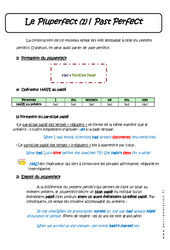 Pluperfect - Past Perfect - Cours : 3eme Secondaire