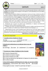 Le chevalier du bouclier vert - Lecture - EDL - Décrochage scolaire : 4eme, 5eme, 6eme Primaire