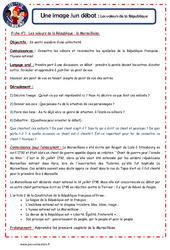 Valeurs de la République - 1 image 1 débat - Les p'tits citoyens : 4eme, 5eme Primaire