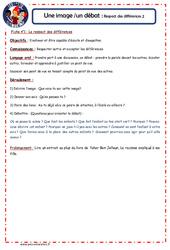 Racisme - Respect des différences - 1 image 1 débat - Les p'tits citoyens : 4eme, 5eme Primaire