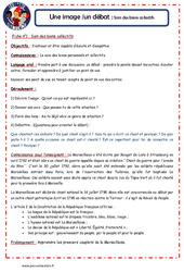 Soin des biens collectifs - 1 image 1 débat - Les p'tits citoyens : 4eme, 5eme Primaire