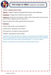 Engagement moral, solidarité - 1 image 1 débat - Les p'tits citoyens : 4eme, 5eme Primaire
