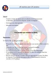 Maximes - Billets rituels - Séances : 4eme, 5eme Primaire