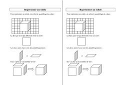 Solides - Cours, Leçon : 3eme, 4eme, 5eme Primaire