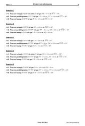 Construction de parallélogrammes - Exercices corrigés - Mathématiques - Géométrie - Soutien scolaire : 1ere Secondaire
