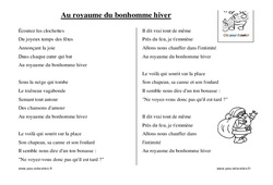 Noël - Chants - Comptines - Fiches  : 1ere, 2eme, 3eme Maternelle - Cycle Fondamental