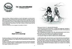 Un coq providentiel - Lecture 5 - Moyen Age - Famille Pass'Temps : 4eme, 5eme Primaire