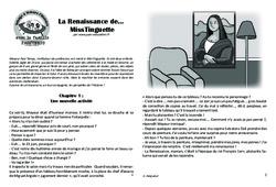 La Renaissance de... MissTinguette - Lecture 9 - Famille Pass'Temps : 4eme Primaire