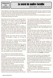 Les lettres de mon moulin - Alphonse Daudet - Arts du langage - XIXe siècle - Histoire des arts : 4eme, 5eme Primaire