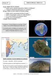 Habiter les espaces à forte contraintes - Etude de cas - Géographie : 6eme Primaire