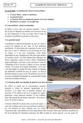 Question de l'accès à l'eau - Etude de cas - Géographie : 1ere Secondaire