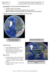Gérer les océans et leurs ressources - Etude de cas - Géographie : 1ere Secondaire