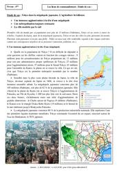Les lieux de commandement - Etude de cas - Géographie : 2eme Secondaire